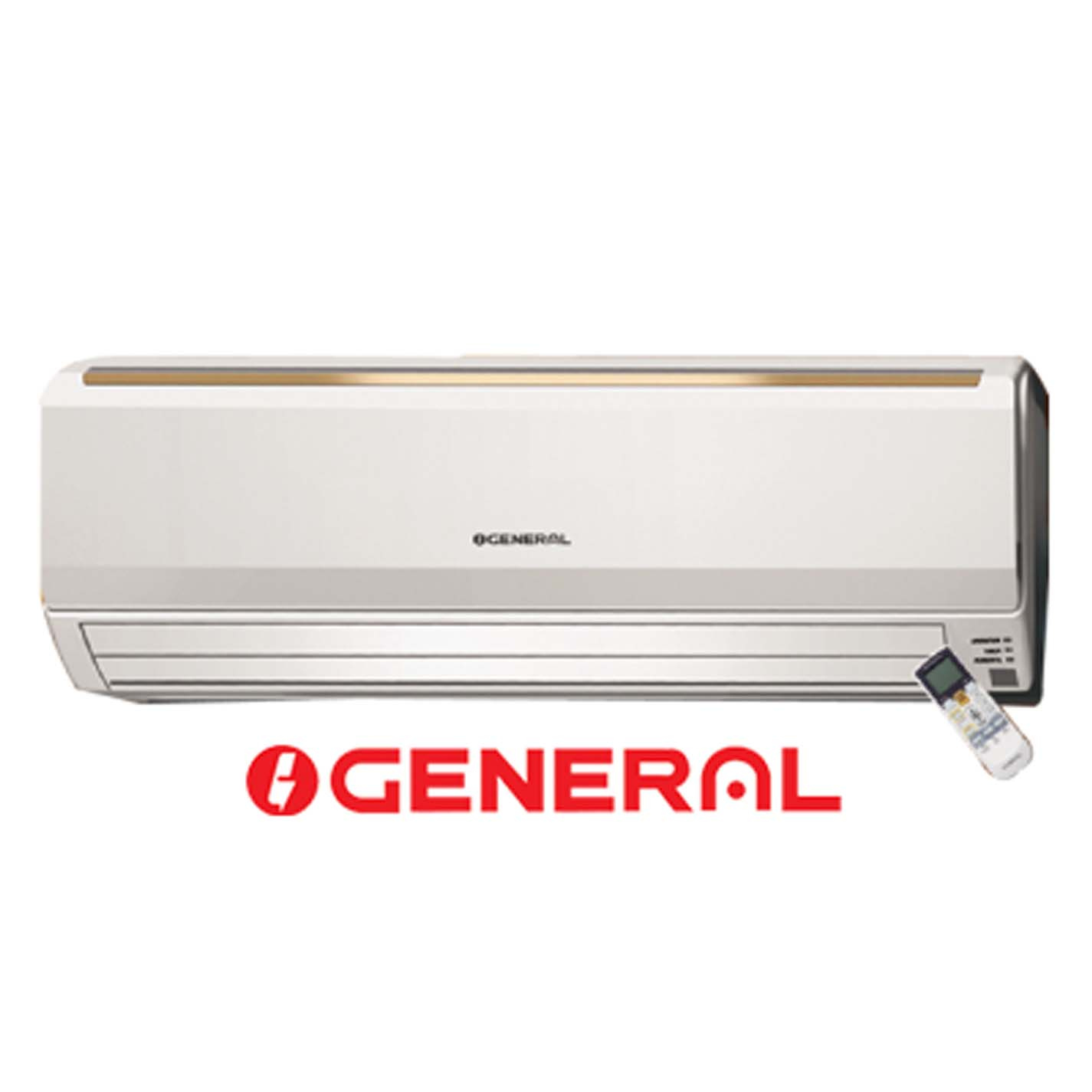 General ASGA24AET 2 Ton Air Conditioner Price in Bangladesh :AC MART  #BB1017