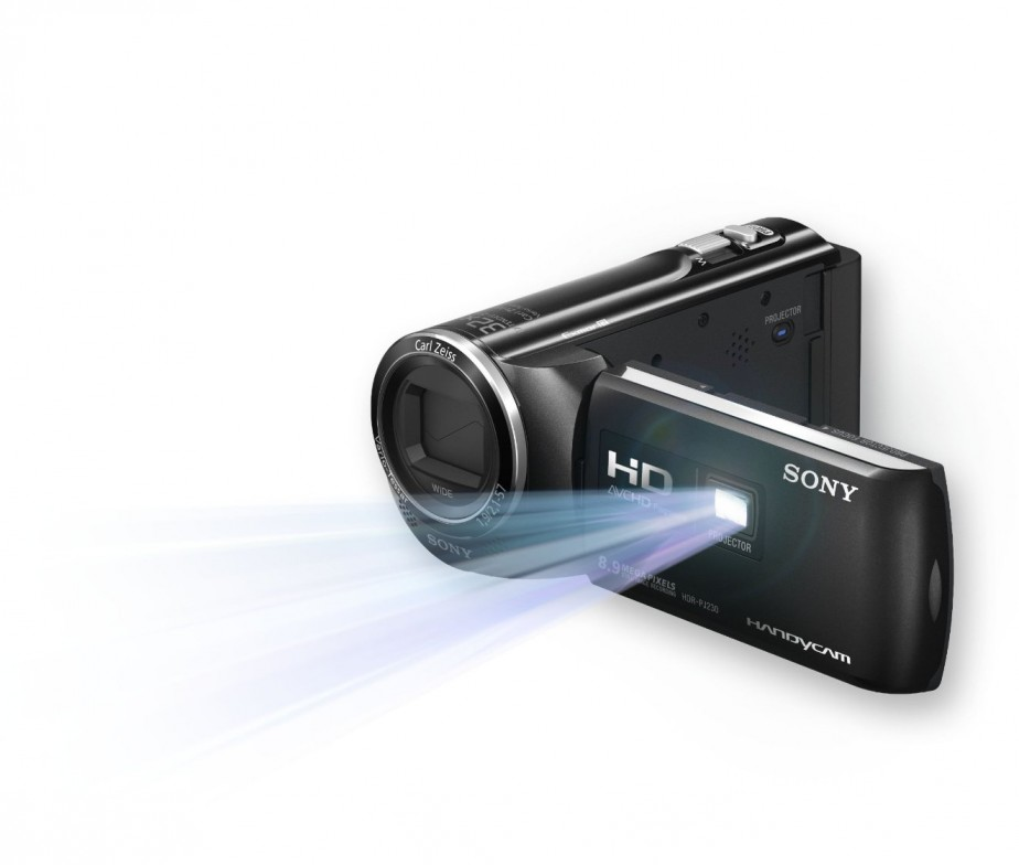 Sony Handycam HDR-PJ230 8GB Full HD Projector Camcorder - Price in ...