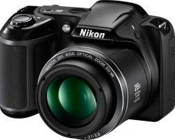 Nikon Coolpix L340 20.2MP Digital Camera best price in bd
