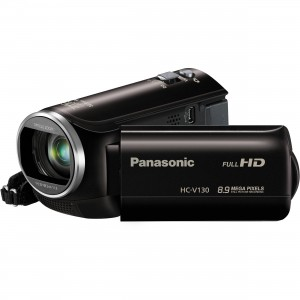 Panasonic HC-V130 38x Optical Flash Memory Full HD Camcorder, Panasonic handycam best price bd, handycam price bd, panasonic handycam low price, Handycam bd