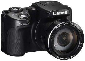 Canon powershot SX510 HS digital camera bd price