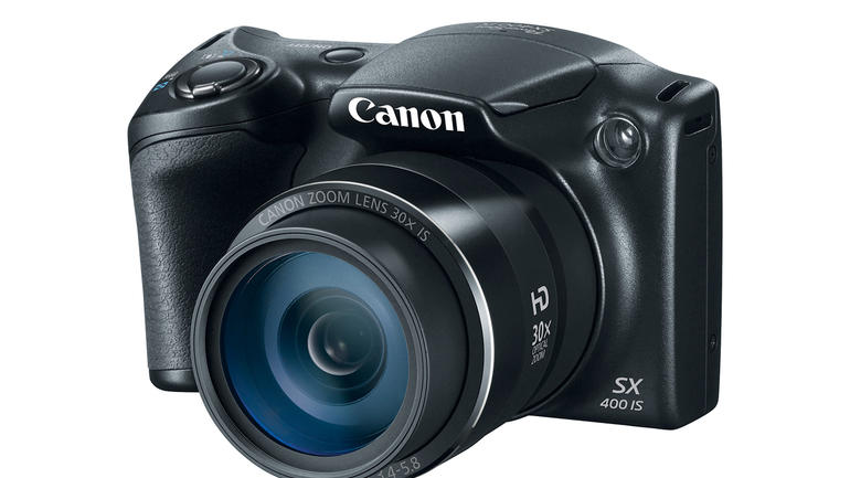 Canon Powershot Sx400 Is 16 0 Mp Digital Camera Price In