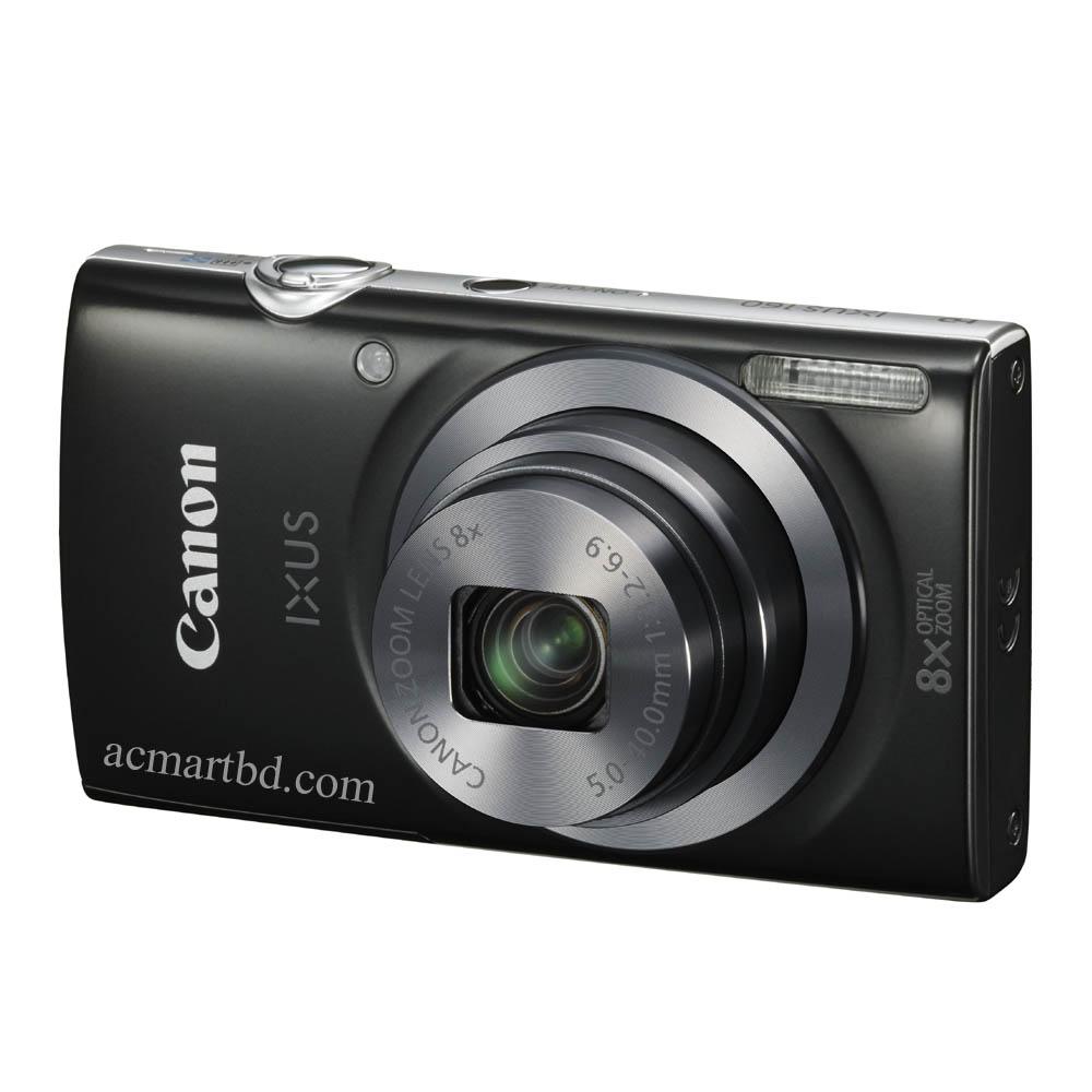 Canon Ixus 160 Compact Digital Camera Price In