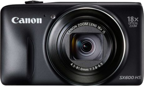 Canon PowerShot SX600 HS 16.0 MP Digital Camera