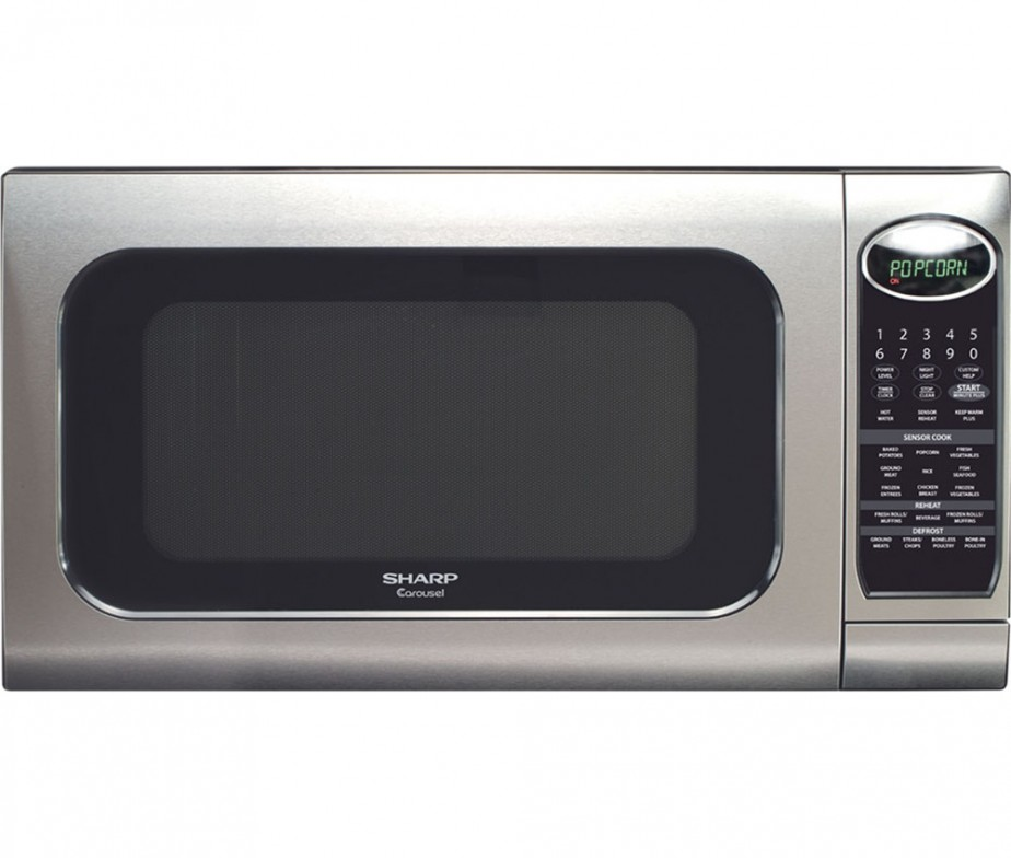 Sharp R 72a0 Sm V 900w 25 Liter Microwave Oven Best Price Bd