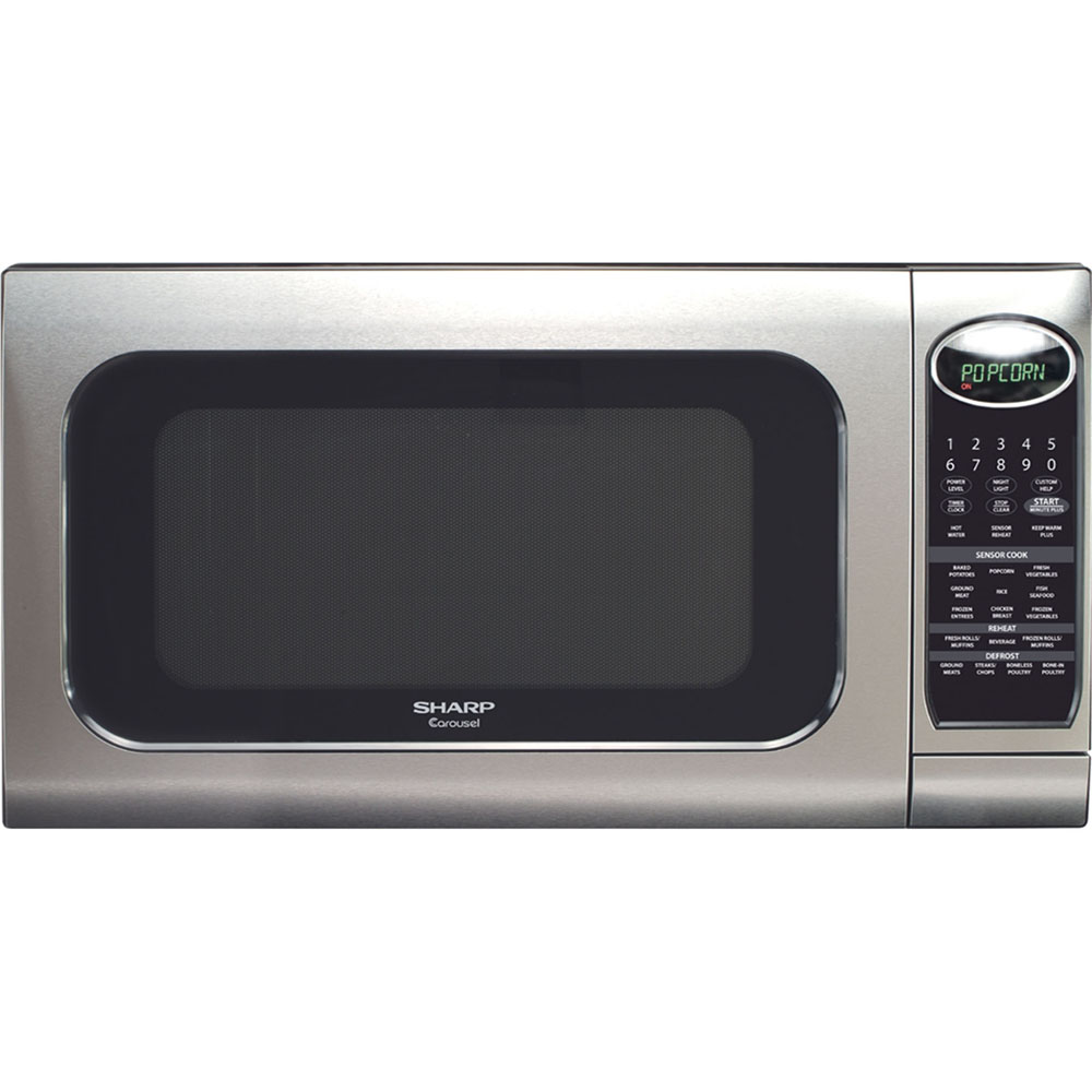 Sharp R 72a0 Sm V 900w 25 Liter Microwave Oven Price In