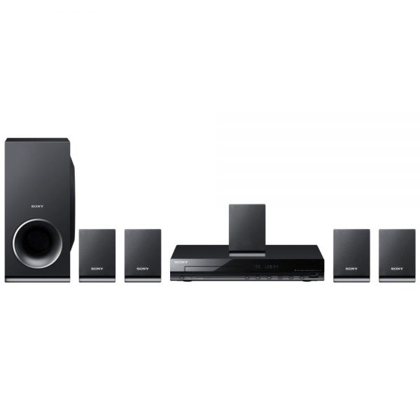 Sony Home Theatre DAV-TZ140 with DVD player best price bd
