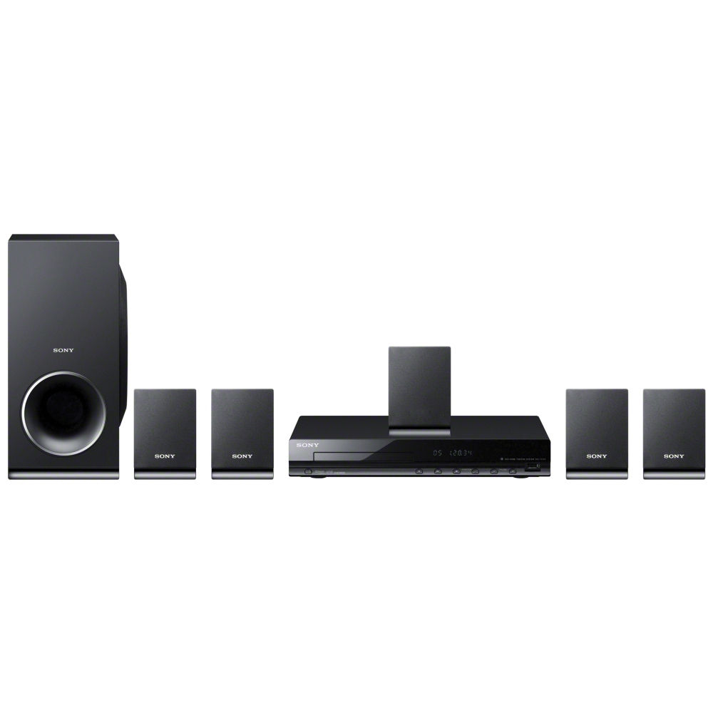sony home theatre dav tz140 with dvd player price in. Black Bedroom Furniture Sets. Home Design Ideas
