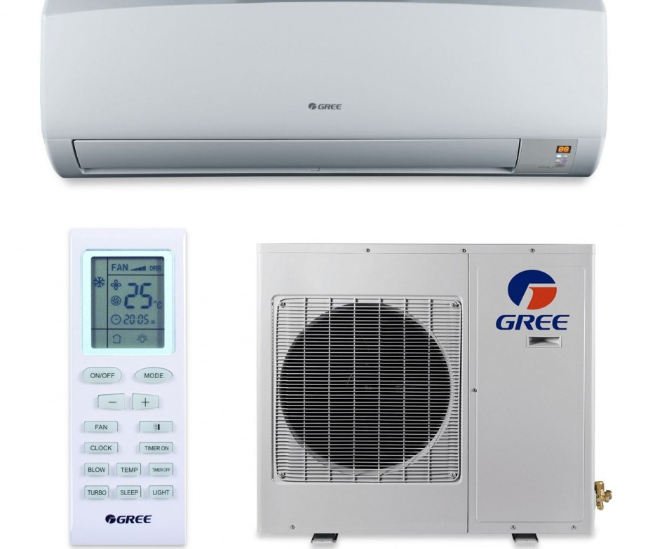 Gree 1 5 Ton Inverter Gs 18ctv on central air conditioners