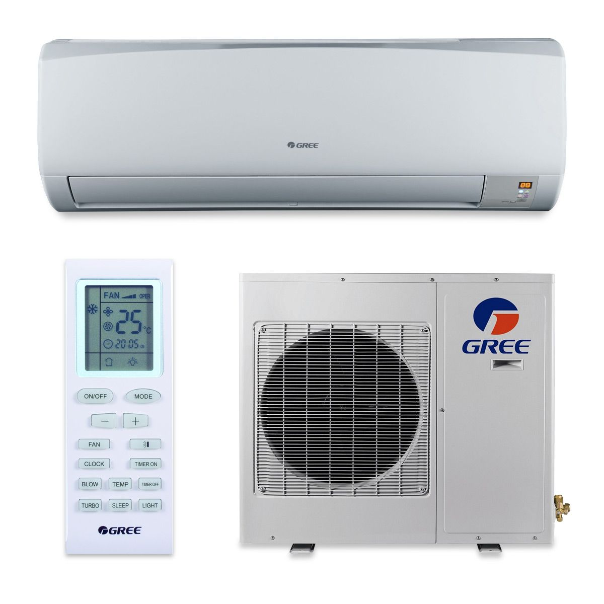 Gree 1 5 Ton Inverter Gs 18ct V Split Air Conditioner