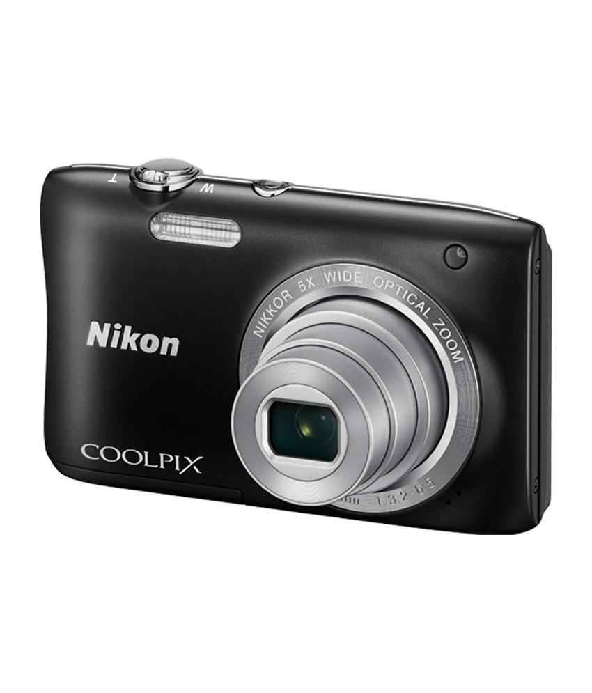 Nikon Coolpix S2900 20 1mp Digital Camera Price In