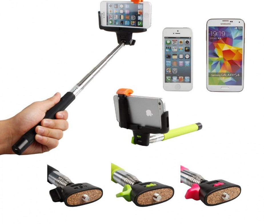 new appearance super cheap brand new Bluetooth Selfie Stick Z07-5 With Tripod Stand
