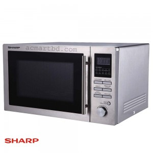 Shart microwave oven