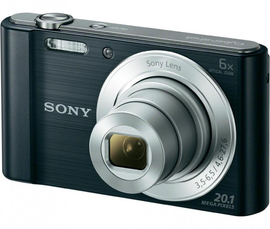 Sony Dsc W810 20 1 Megapixel Digital Camera Price In