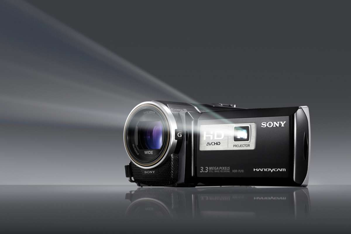 Sony Hdr Pj10e Projector And Microphone Handycam Price In Pj810 Camcorder Bangladesh Ac Mart Bd
