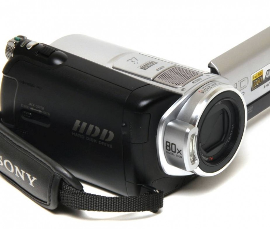 Sony Handycam Hdr Sr5e With 40 Build In Memory Price In