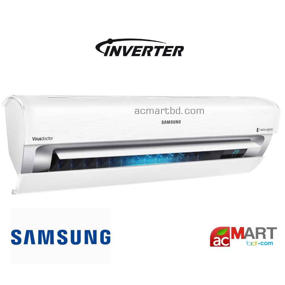 Samsung 2 Ton Ar24j Triangular Inverter Air Conditioner