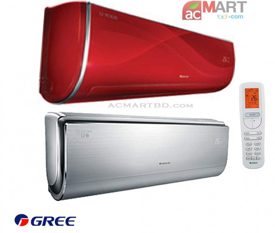 Gree 1 5 Ton Inverter Gs 18ugv Air Conditioner Price In
