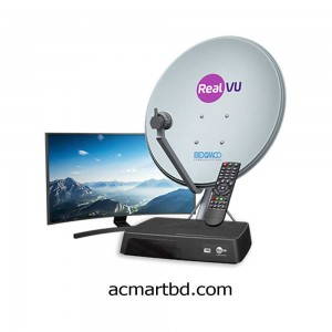 RealVU DTH Service In Bangladesh