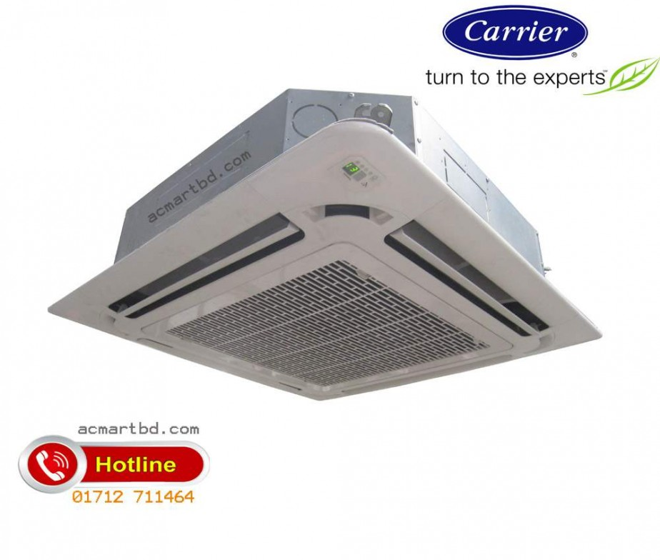 Carrier 1 5 Ton Cassette Type 18cst036 Air Conditioner