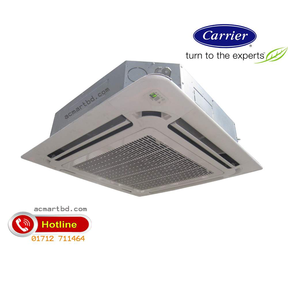 carrier 5 ton ac unit price. carrier 5 ton cassette type 60cst120 air conditioner - price in bangladesh : ac mart bd ac unit e