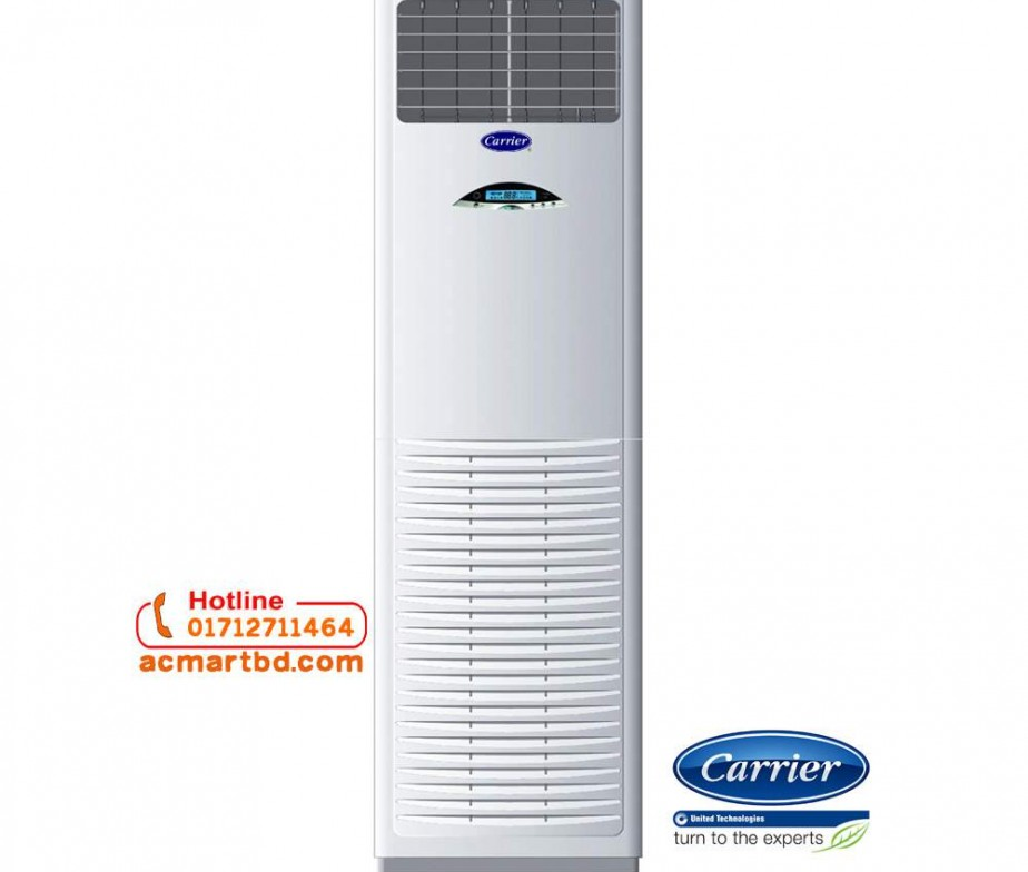 carrier floor standing 5 ton 60fls120 air conditioner