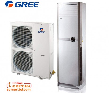 Gree floor standing 4 ton gf 48cb air conditioner price for 1 ton floor standing ac