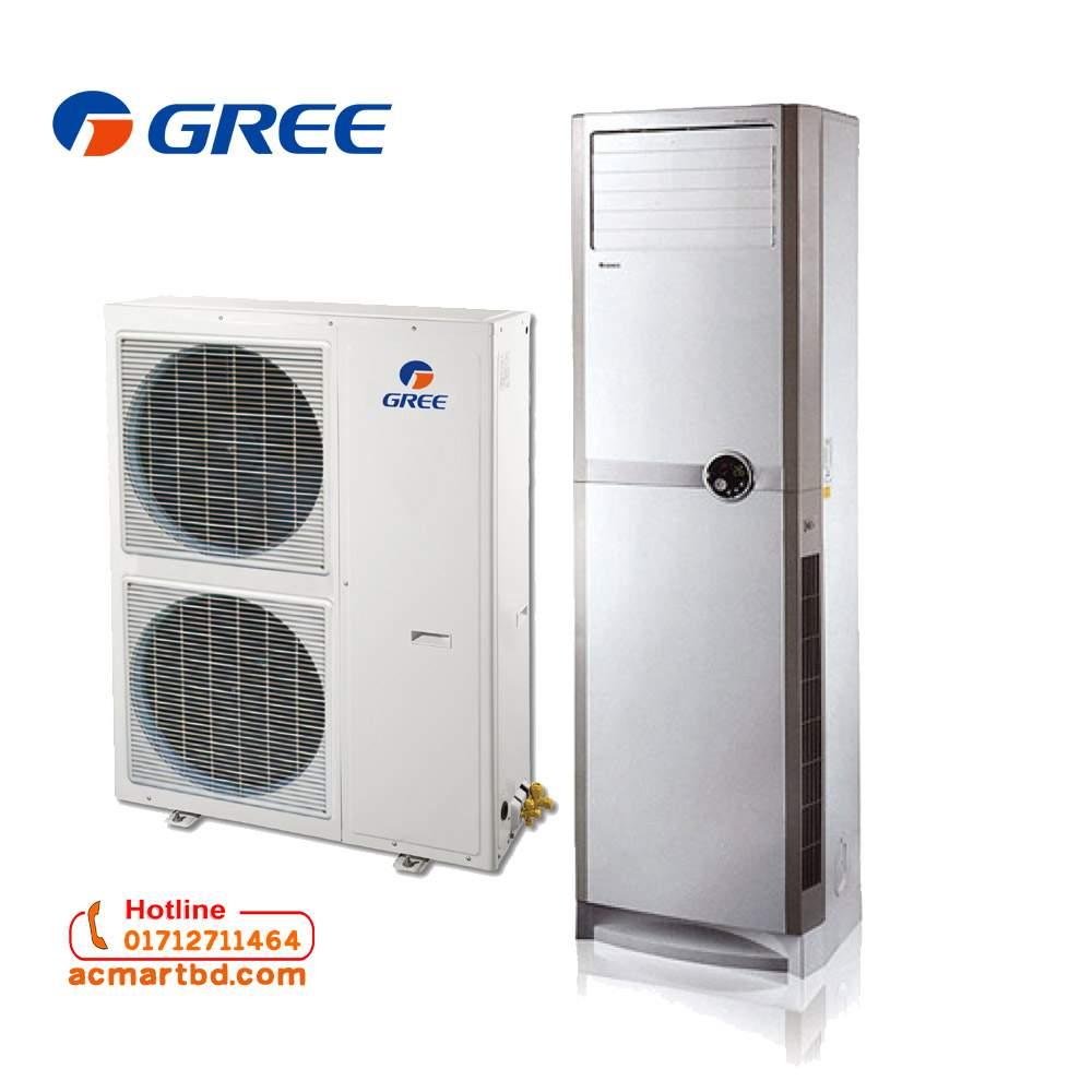 Gree Floor Standing 1.5 Ton Air Conditioner