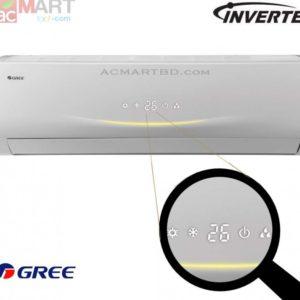 Gree 2 ton gsh 24vv inverter ac price in bd