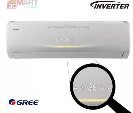 Gree 1.5 ton GSH-18VV Inverter AC best price in bd