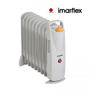 Imarflex Oil Filled Room Heater INY-09W