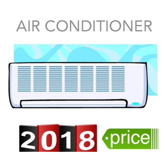 Air Conditioner price list 2018