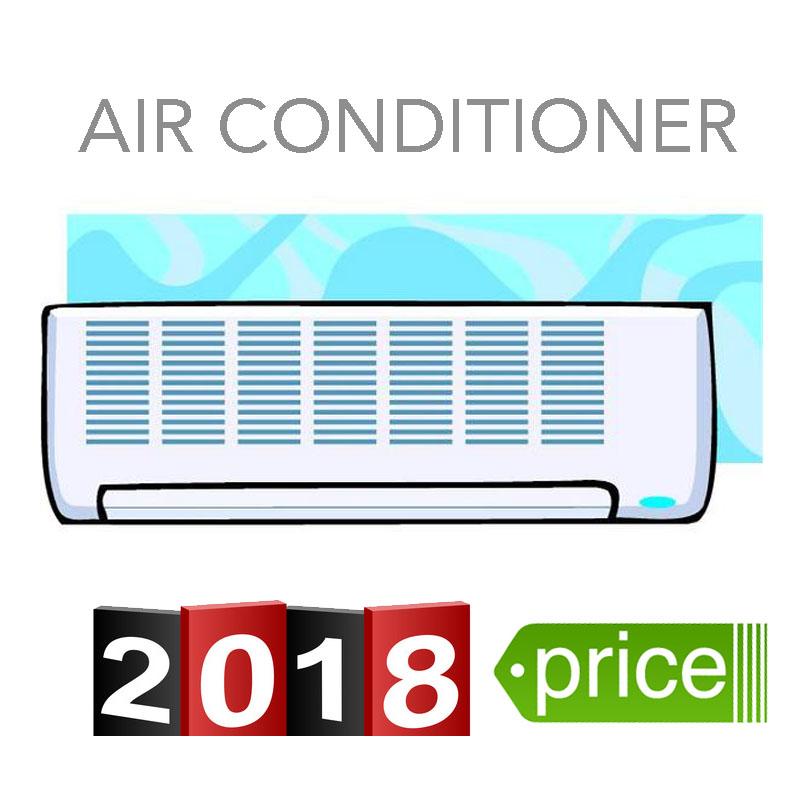 Air Conditioner price list 2018