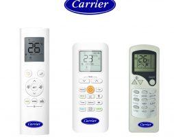 Carrier AC Remote Price Bangladesh