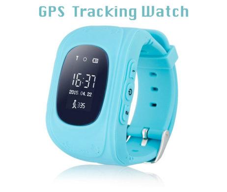 GPS smart kids watch