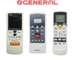 General Air Conditioner Remote