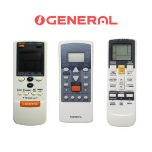 General Air Conditioner Remote